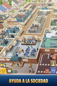 Idle Police Tycoon-Police Game captura de pantalla 1