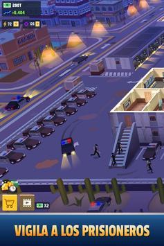Idle Police Tycoon-Police Game captura de pantalla 3