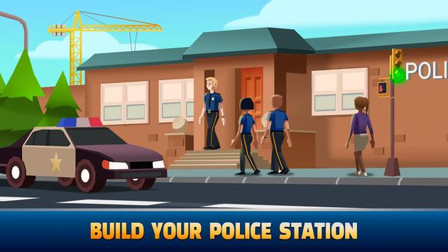 Idle Police Tycoon poster