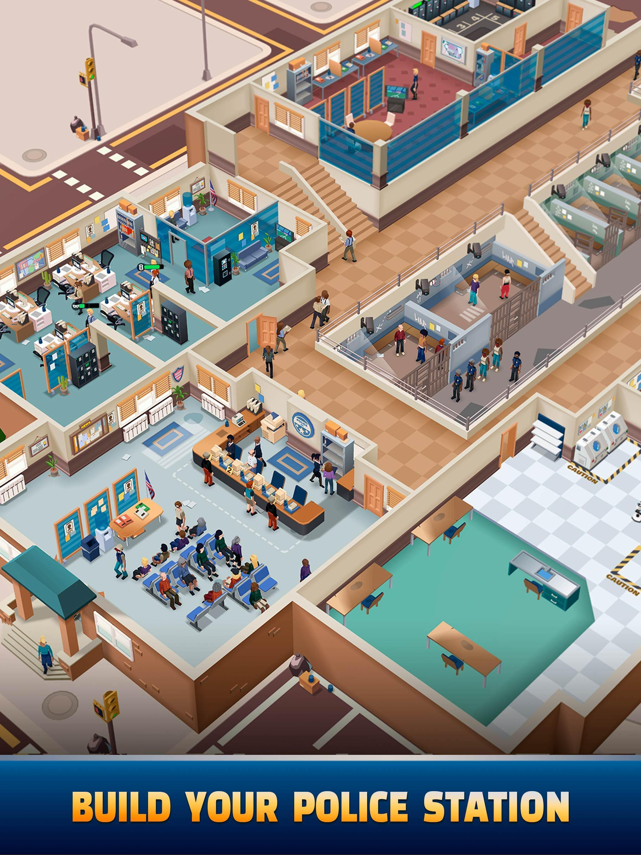 Idle Police Tycoon for Android - APK Download