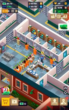 Prison Empire captura de pantalla 10