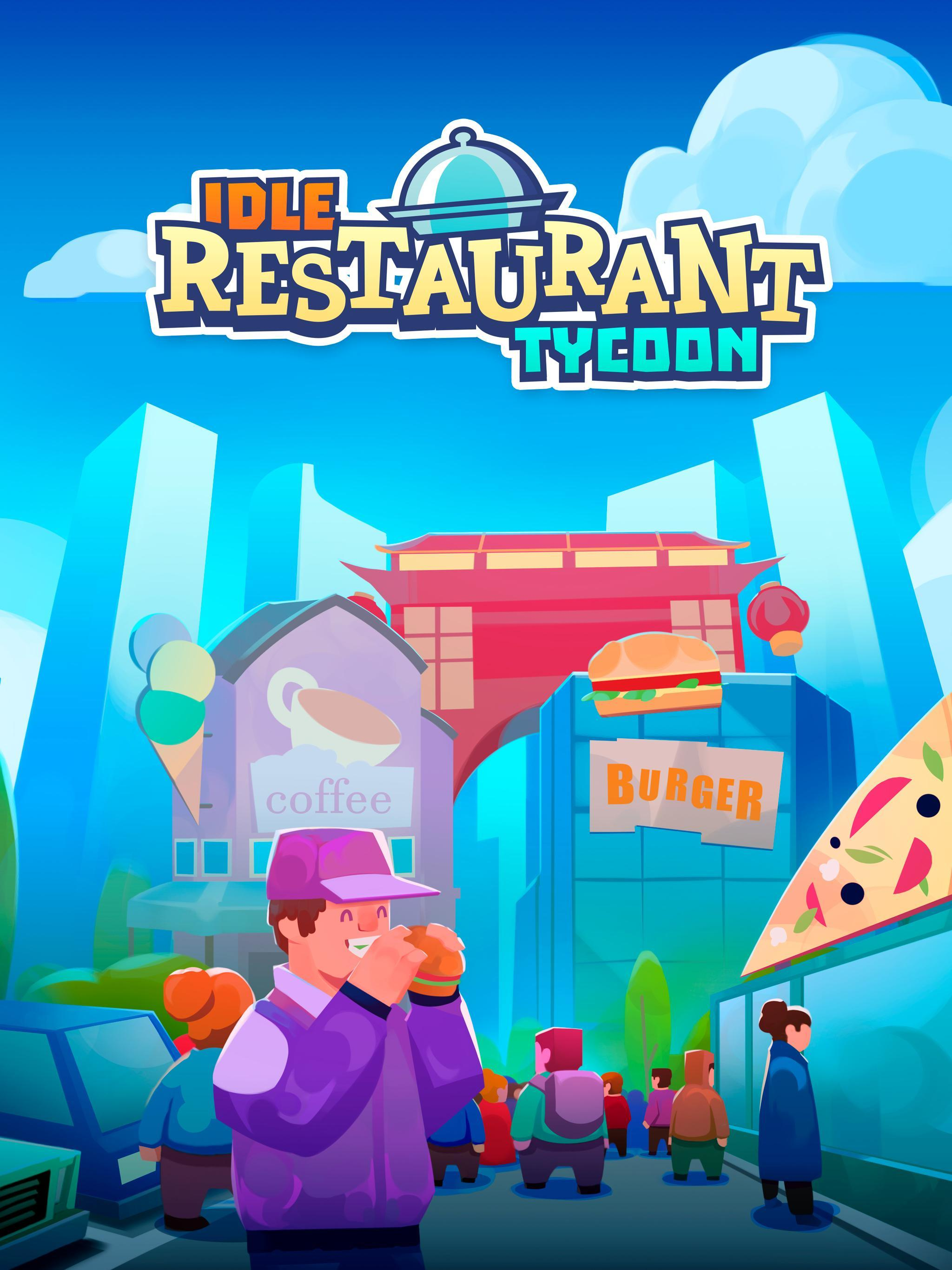 Idle Food Restaurant - Tycoon Empire Game for Android - APK
