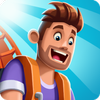 Idle Theme Park Tycoon - Recreation Game-icoon