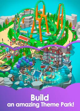 Idle Theme Park Tycoon - Recreation Game screenshot 4
