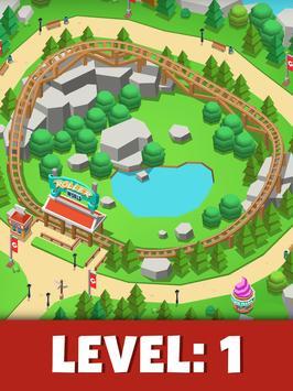 Idle Theme Park Tycoon - Recreation Game screenshot 4