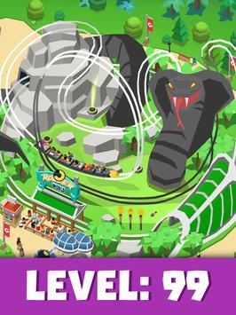 Idle Theme Park Tycoon - Recreation Game screenshot 7