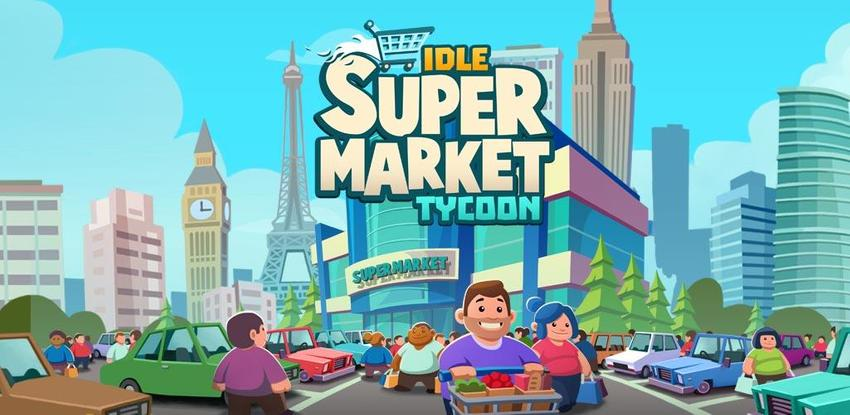 Idle Supermarket Tycoon - Shop APK