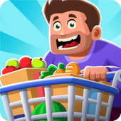 Idle Supermarket Tycoon icon