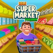 ikon Idle Supermarket Tycoon