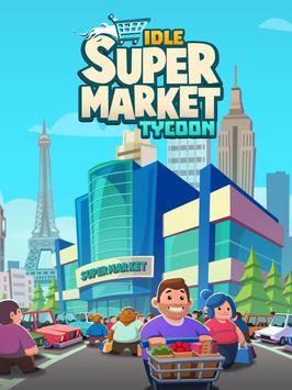 10 Schermata Idle Supermarket Tycoon