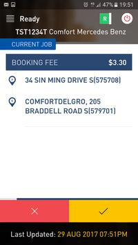 ComfortDelGro Bidding App screenshot 2