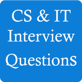 CS & IT Interview Questions icon