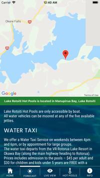 Lake Rotoiti Hot Pools screenshot 1
