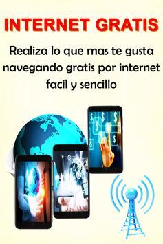 Internet (Gratis) En Mi Celular - Ilimitado Guide poster