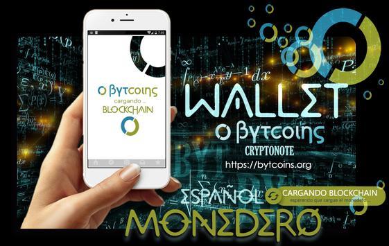 Bytcoins (BYT) - Sistema Blockchain en español screenshot 6