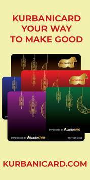 Kurbani CARD poster