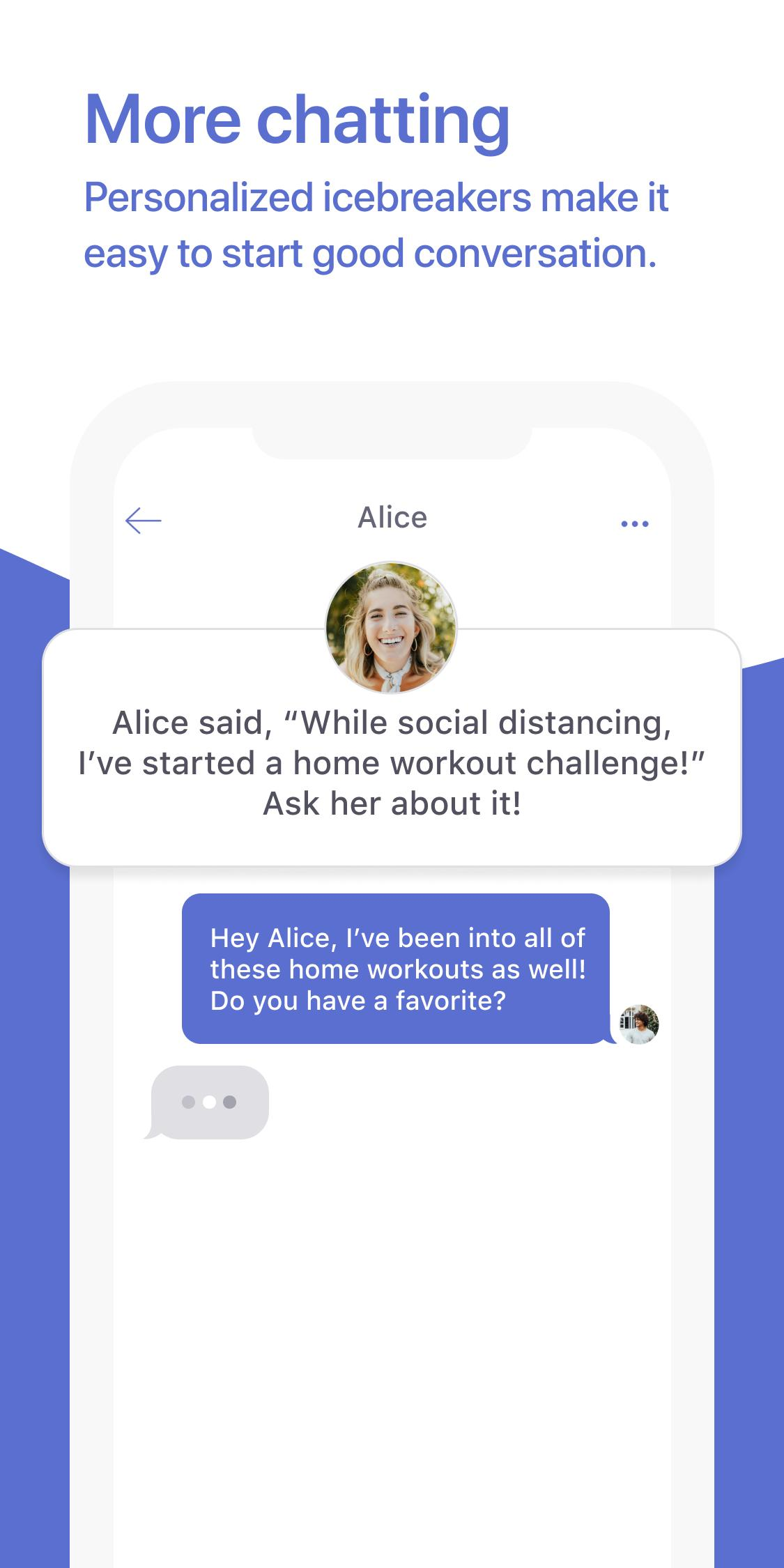 Notify does bagel screenshots meets coffee Bumble Dating
