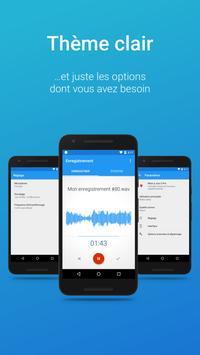 Enregistreur de Voix Facile capture d'écran 5