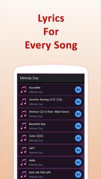 Lyrics for Melody Day (Offline) poster