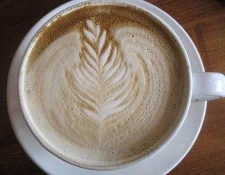 Coffee art latte ideas screenshot 7