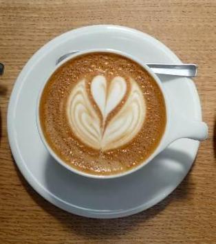Coffee art latte ideas screenshot 8