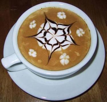 Coffee art latte ideas screenshot 10