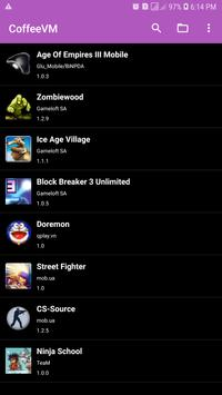 CoffeeVm - Simple J2ME Emulator ảnh chụp màn hình 1