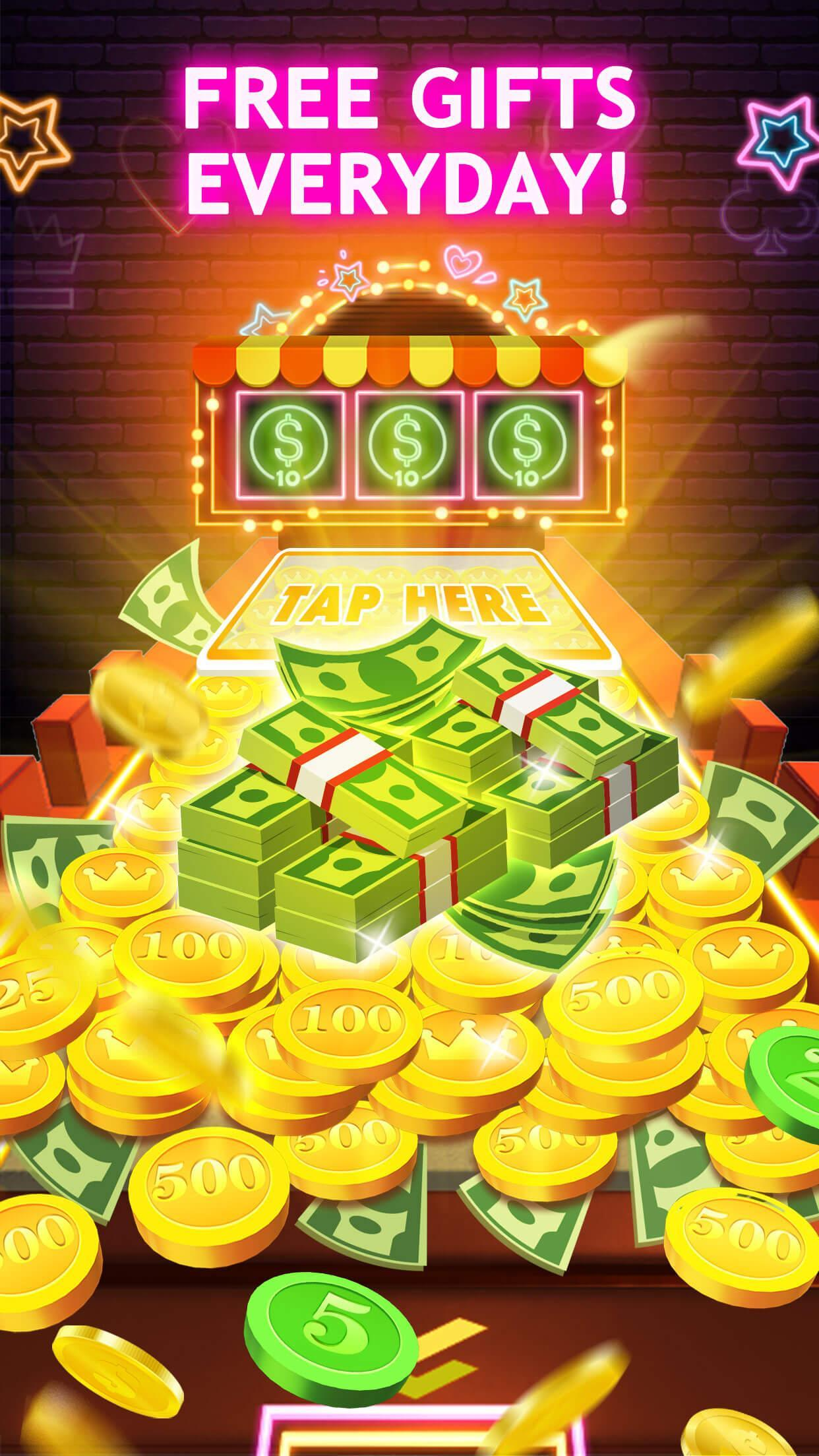 Lucky Dozer Coin Pusher 2020 For Android Apk Download