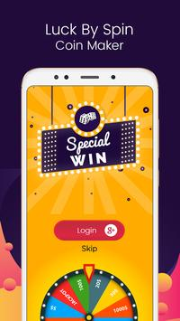 Daily Free Spin and Coins Link for Coin Master poster