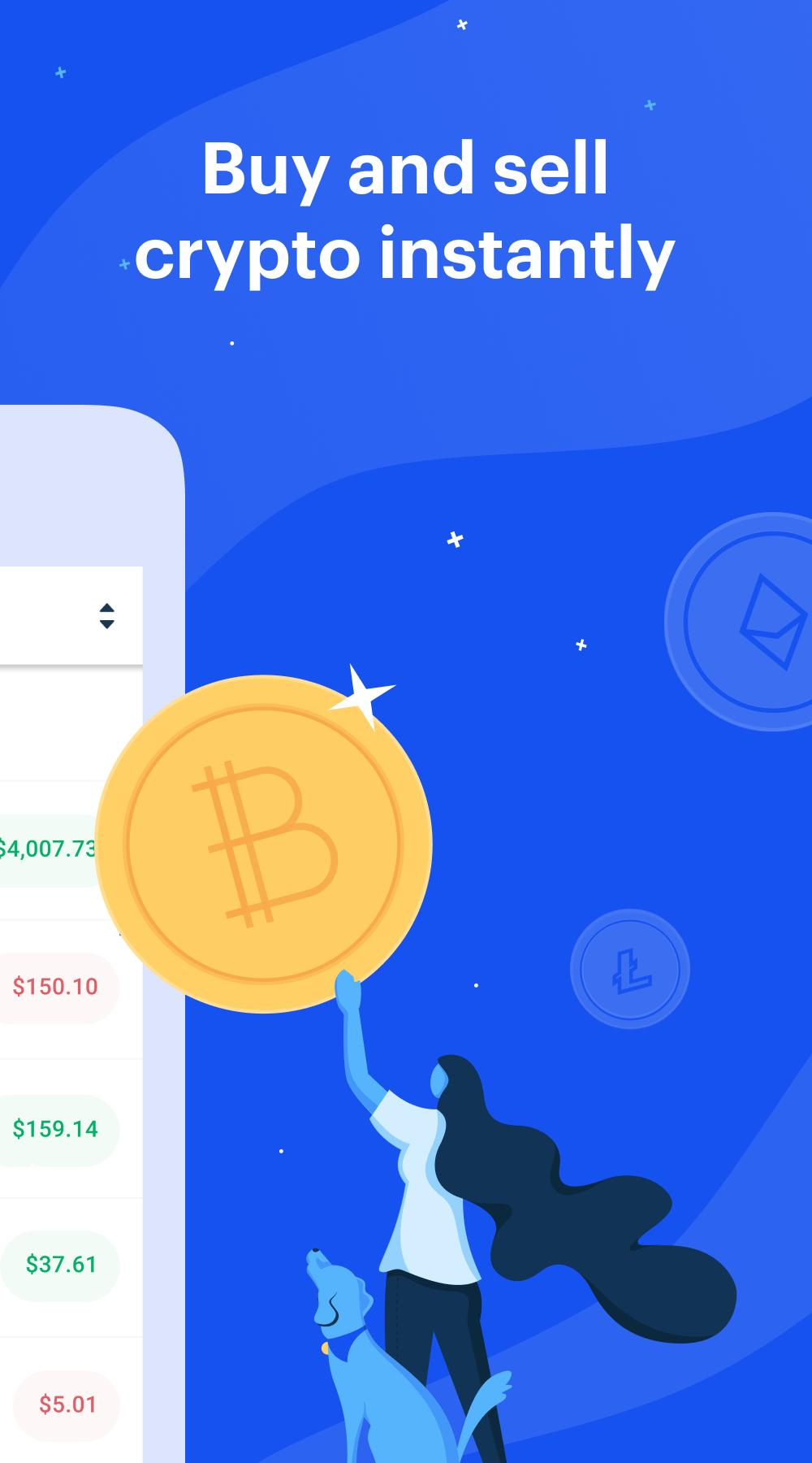 Coinbase for Android - APK Download