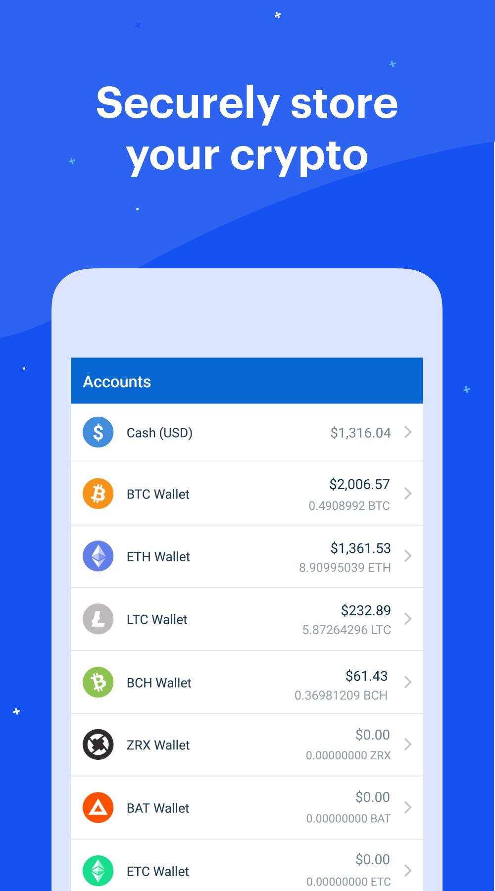 coinbase card apk