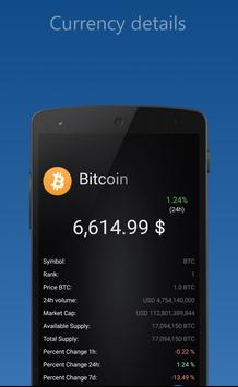 Crypto Coin App - Cryptocurrency screenshot 3