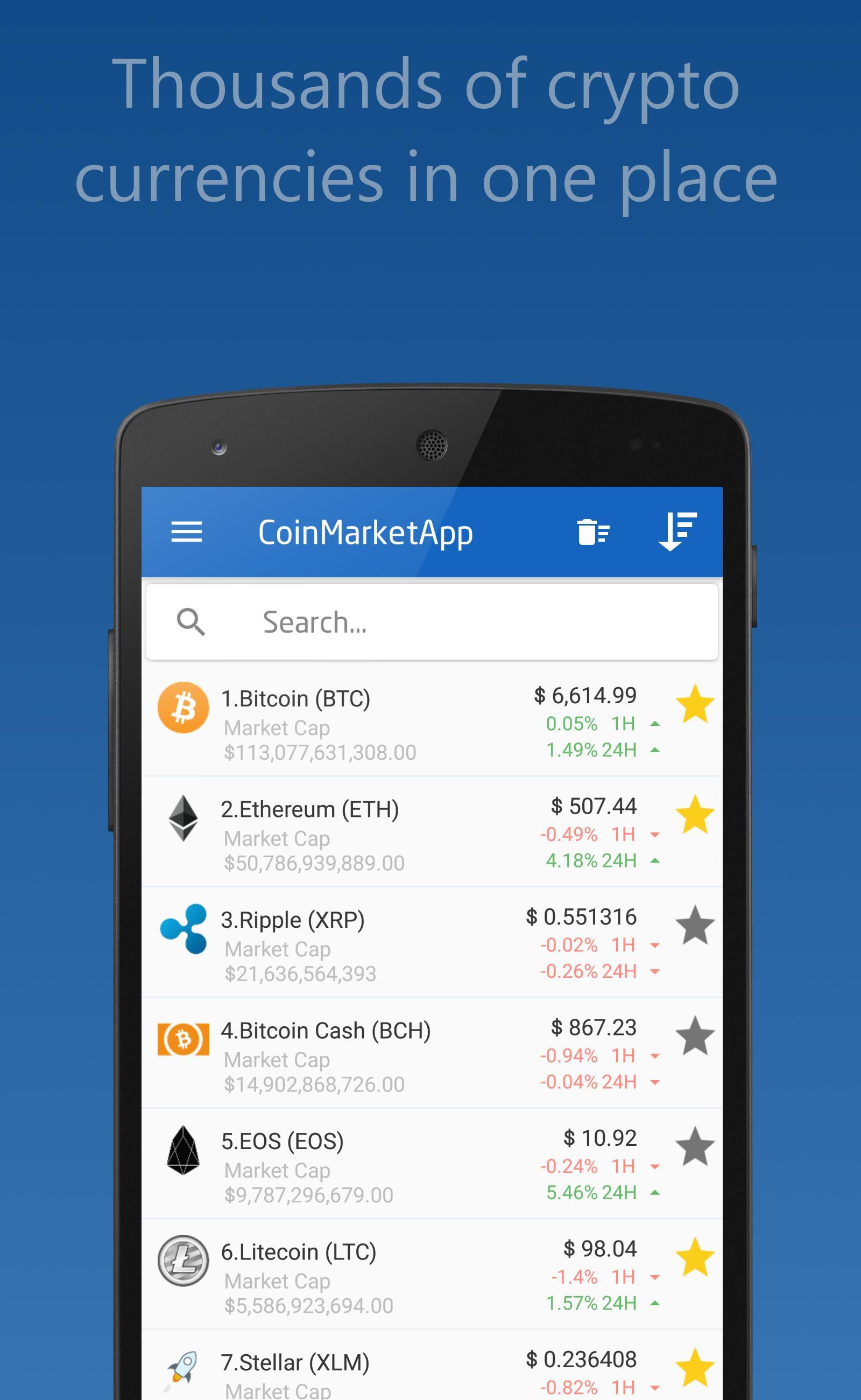 crypto app android