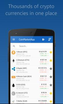 Crypto Coin App - Cryptocurrency poster