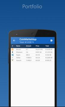 Crypto Coin App - Cryptocurrency screenshot 7