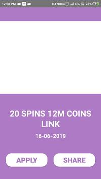 Daily Spin & Coin For Pig Master Instant:Free Spin poster