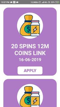 Daily Spin & Coin For Pig Master Instant:Free Spin screenshot 1