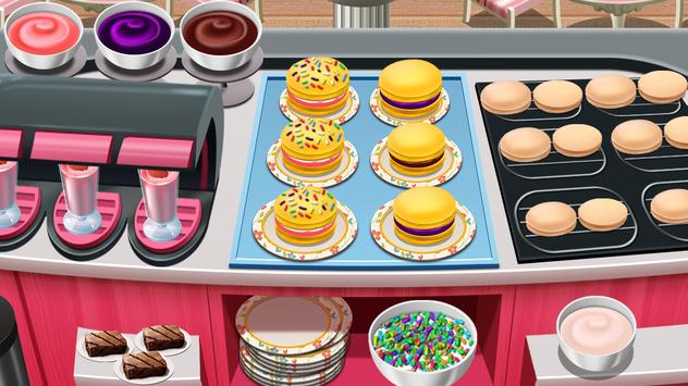 Kitchen Fever Food Restaurant & Cooking Games screenshot 9