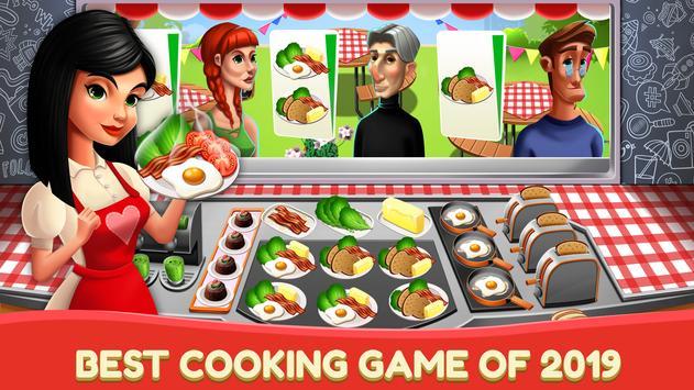 Kitchen Fever Food Restaurant & Cooking Games screenshot 11
