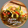 亚洲食谱免费 图标