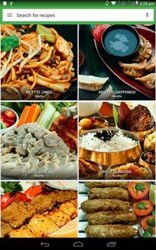 12 Schermata Ricette Asiatiche