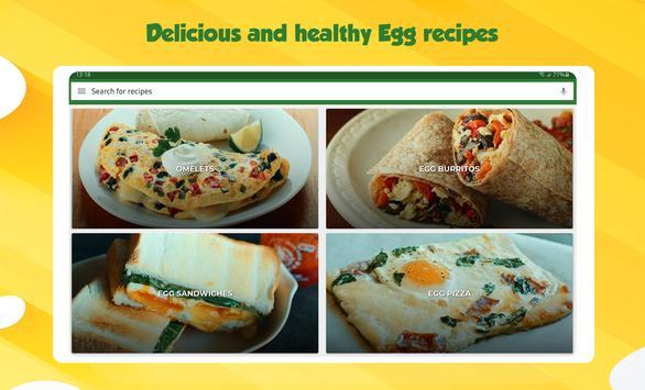 계란 조리법 스크린샷 6