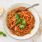 Icona ricette di pasta gratis
