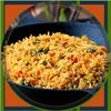 米饭食谱:炒饭,抓饭 图标