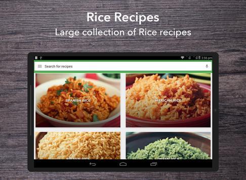 쌀 요리법 스크린샷 6
