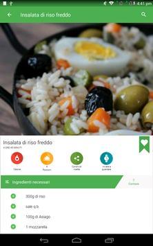 5 Schermata Ricette di riso
