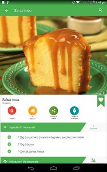 13 Schermata ricette salsa gratis