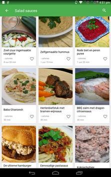 saus recepten gratis screenshot 10