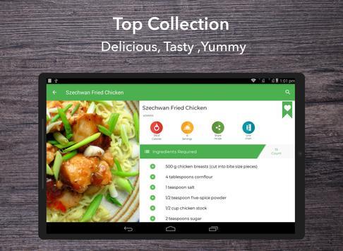 Semua Resipi: Masakan dunia syot layar 9