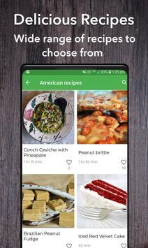 Semua Resipi: Masakan dunia syot layar 4
